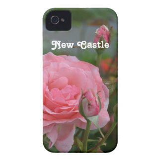 New Castle Rose Garden iPhone 4 Case-Mate Case