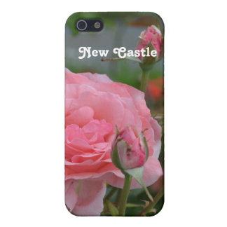 New Castle Rose Garden iPhone 5/5S Case