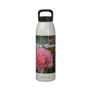 New Castle Rose Garden Reusable Water Bottle