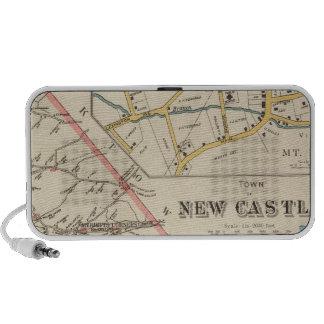 New Castle town iPod Speaker