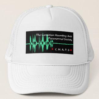 new CHAPS logo hat