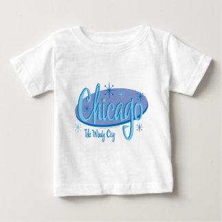 NEW-Chicago-Retro Baby T-Shirt