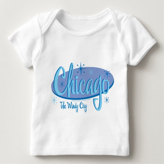 NEW-Chicago-Retro Baby T-Shirt