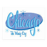 NEW-Chicago-Retro Post Cards