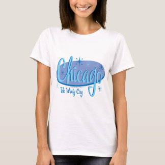 NEW-Chicago-Retro T-Shirt
