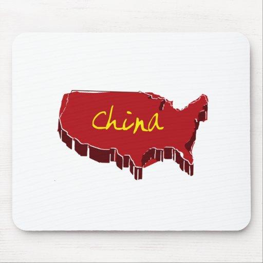 NEW CHINA MOUSEPAD
