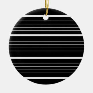 New christmas stylish Ornament : black