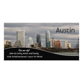 New city! Change of Address Custom Photo Cards
