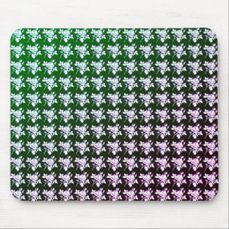 New Classic's_Green-Nightfall-Rose-Floral(c)Unisex Mouse Pad