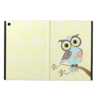 New Cocking Head Fancy Owl Powis iPad Air Case