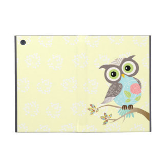 New Cocking Head Fancy Owl Powis iPad Mini Case