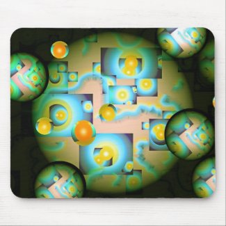 New Code Mouse Pads