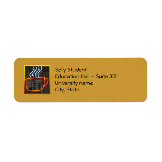 New College Freshman Label