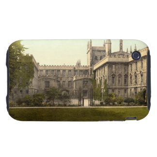 New College Oxford England Tough iPhone 3 Cover