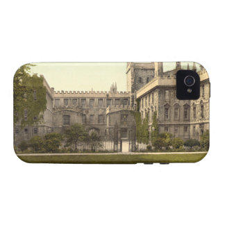 New College Oxford England Vibe iPhone 4 Case