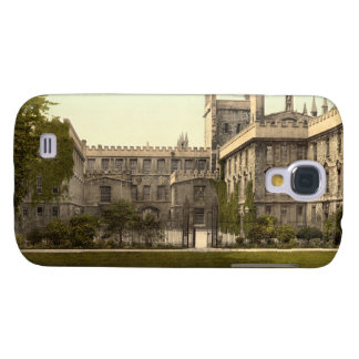 New College, Oxford, England Galaxy S4 Cases