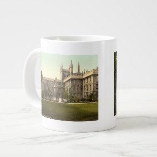 New College, Oxford, England Large Coffee Mug