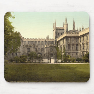 New College, Oxford, England Mouse Pad