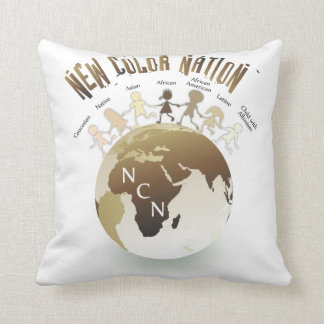 New Color Nation Pillow