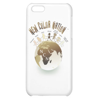 New Color Nation T-shirts and products Case For iPhone 5C