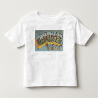 New Concord, Ohio - Muskingum County Toddler T-shirt