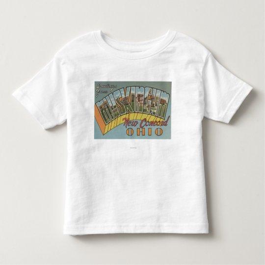 New Concord, Ohio - Muskingum County Toddler T-shirt
