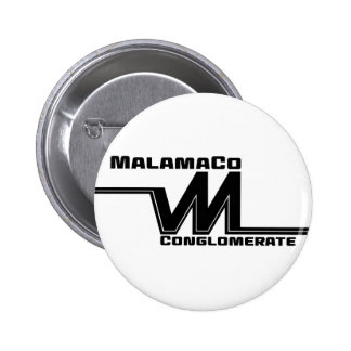 New Conglomerate Logo Button. Button