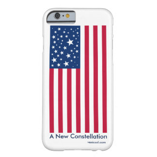 New Constellation American Flag iPhone 6 case