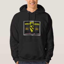 New Cool Redesigned 1st Cavalry Division Hoodie