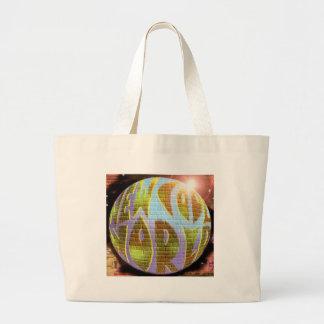 New Cool World LOGO Tote Bag
