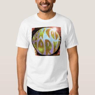 New Cool World LOGO T-shirt