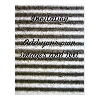 New Corrugated Iron Card