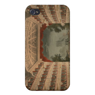 New Covent Garden Theatre iPhone 4 Case