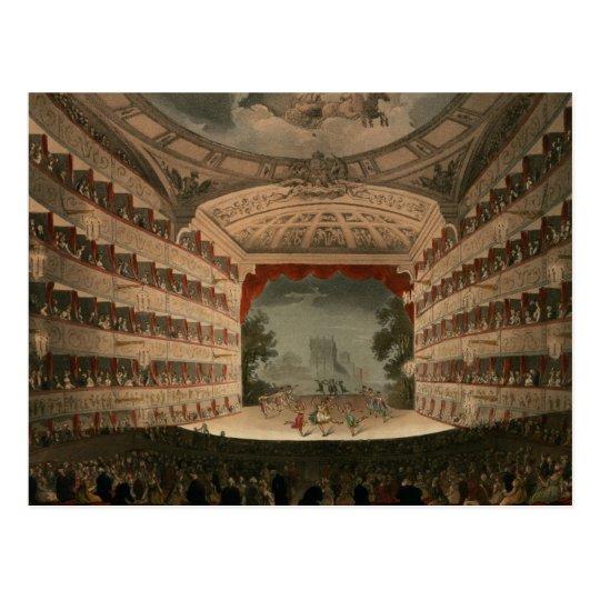 New Covent Garden Theatre Postcard