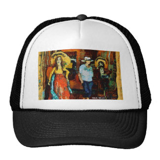 New cowgirl trucker hat