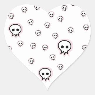 New Craneo love Heart Sticker