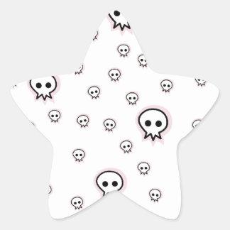 New Craneo love Star Sticker