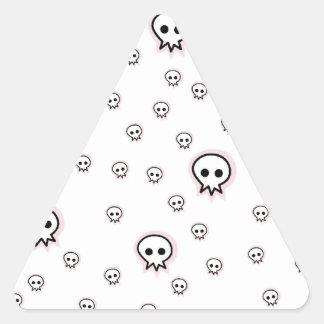 New Craneo love Triangle Sticker