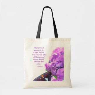 New Creation Budget Tote Bag