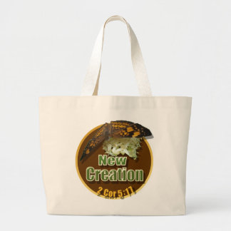 New Creation Large Tote Bag