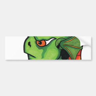 New Creature from the Black Lagoon Bumper Sticker