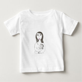 New Creepy Mom Tee Shirt
