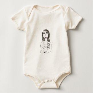 New Creepy Mom shirt