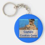 New Crew Keychain