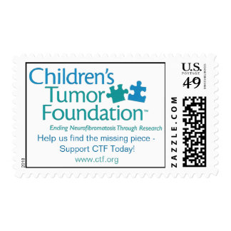 NEW! CTF Postage Stamp