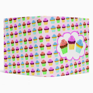 New Cuppy Cakes! Binder