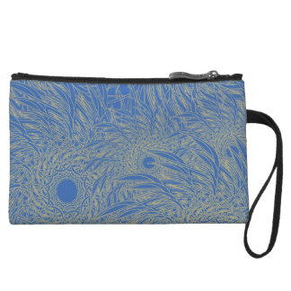 New Current Blossoms Wristlet