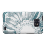 NEW! Custom Samsung Galaxy Cases Teal White Galaxy SII Cases