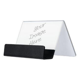 New Customizable Items Desk Business Card Holder
