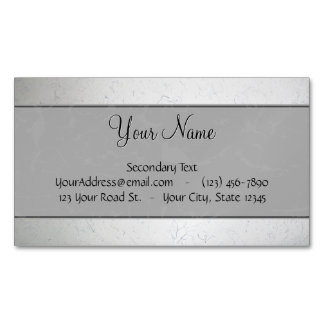 New Customizable Items Magnetic Business Card